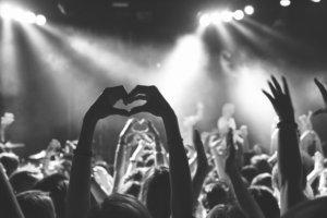 concert love musique
