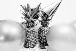 ananas party ballon