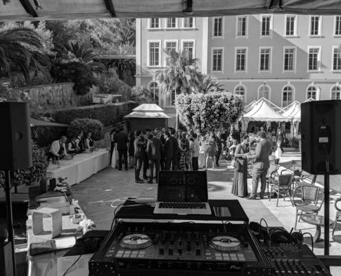 evenement party outdoor