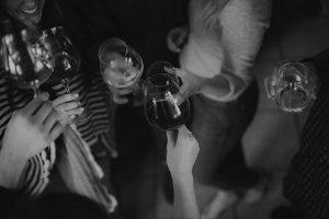 soirée personnes alcohol